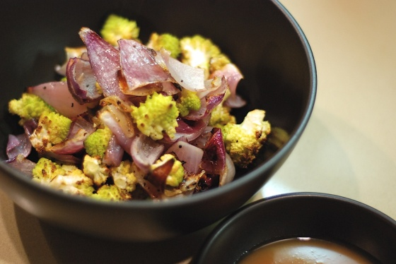 Roasted Vegetables with Nobu-Style Saikyo Miso